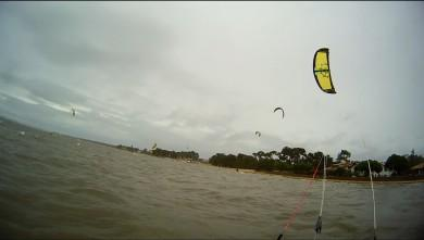 Wind report FR, Andernos - Le Betey (33) du 2013-11-02 15:00:00