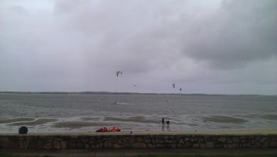 wind report FR, Arcachon - Les Arbousiers (33) du 2013-11-08 14:00:00