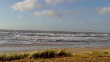 Wind report FR, Lacanau Océan - La Nord (33) du 2013-11-09 12:00:00