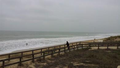 Surf report FR, Lacanau Océan - La Nord (33) du 2013-11-16 14:00:00