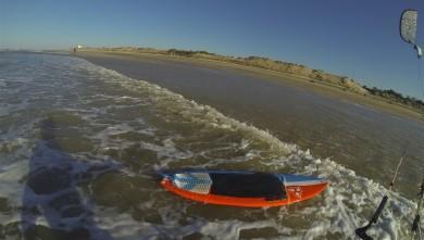 Wind report FR, Soulac sur Mer (33) du 2013-11-24 14:00:00
