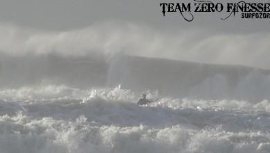 Wind report FR, Lacanau Océan - La Nord (33) du 2013-12-22 12:00:00