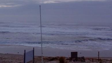 Wind report FR, Lacanau Océan - La Nord (33) du 2013-12-23 12:00:00