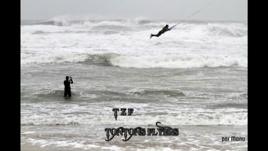 Wind report FR, Lacanau Océan - La Nord (33) du 2013-12-24 10:00:00