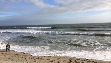 Surf report FR, L'ïle Tudy (29) du 2014-01-02 15:00:00