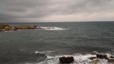 Surf report FR, L'Arquet (13) du 2014-01-04 09:25:00
