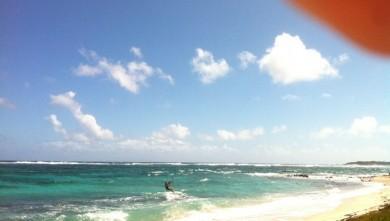Surf report MQ, Cap Chevalier (MQ) du 2014-01-27 14:00:00