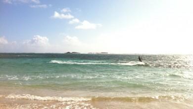 Surf report MQ, Cap Chevalier (MQ) du 2014-02-02 21:40:00