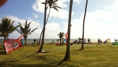 Surf report MQ, Pointe Faula (MQ) du 2014-02-03 21:06:00