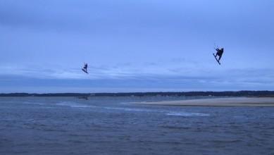 wave report FR, Cap-Ferret - Plage de L'Horizon (33) du 2014-02-04 17:00:00