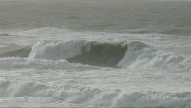 Surf report FR, Mimizan - Plage Garluche (40) du 2014-02-13 16:00:00