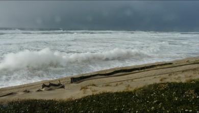Surf report FR, Biscarrosse Plage (40) du 2014-02-28 17:00:00