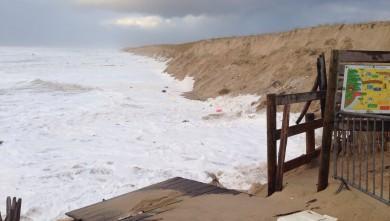 wave report FR, Lacanau Océan - La Nord (33) du 2014-03-03 17:00:00