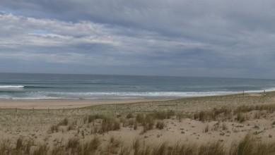 wave report FR, Contis Plage (40) du 2014-04-22 10:00:00