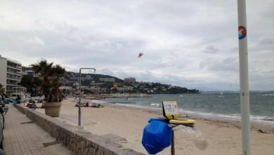 Surf report FR, Cannes - Palm Beach (06)