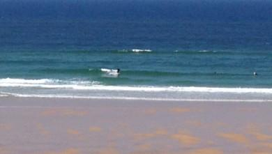 Surf report FR, Mimizan - Plage Garluche (40) du 2014-06-01 12:00:00