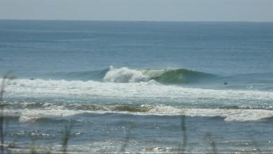 Surf report FR, Mimizan - Plage Garluche (40) du 2014-06-05 16:00:00