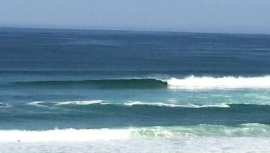 Surf report FR, Contis Plage (40) du 2014-06-08 12:00:00