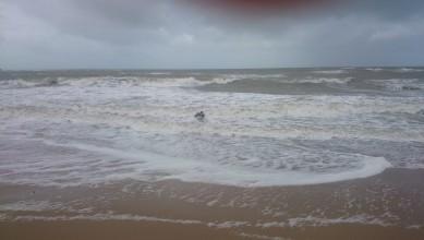 Surf report FR, La Blanche (85) du 2014-07-05 13:05:00
