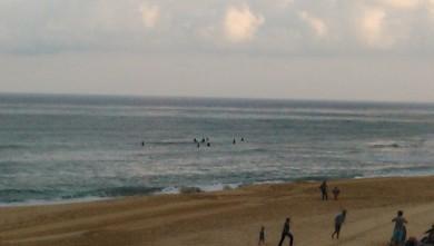 Surf report FR, Vieux Boucau (40) du 2014-08-02 08:00:00