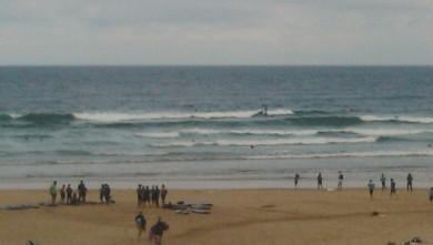 Surf report FR, Vieux Boucau (40) du 2014-08-07 10:00:00