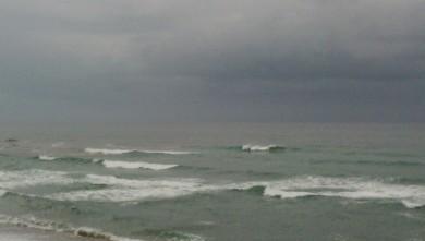 Surf report FR, Vieux Boucau (40) du 2014-08-12 08:40:00