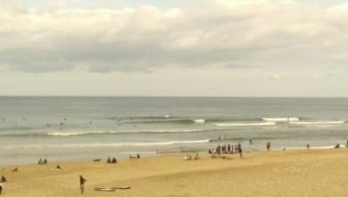 Surf report FR, Vieux Boucau (40) du 2014-08-20 10:00:00