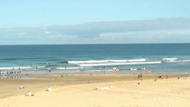 Surf report FR, Vieux Boucau (40) du 2014-08-21 09:45:00