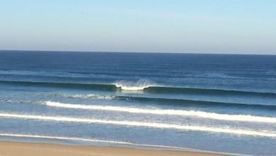 Surf report FR, Contis Plage (40) du 2014-09-03 10:00:00