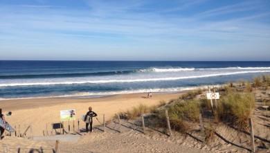 Surf report FR, Le Porge (33) du 2014-09-13 09:37:00