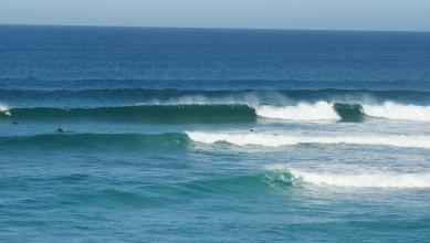 Surf report FR, Le Porge (33) du 2014-09-18 10:30:00