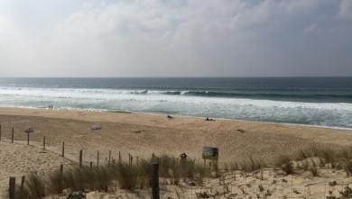 wave report FR, Le Porge (33) du 2014-09-24 15:15:00