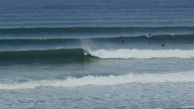 wave report FR, Le Porge (33) du 2014-09-28 10:00:00