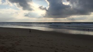 wave report FR, Cap-Ferret - Plage de L'Horizon (33) du 2014-10-04 18:00:00