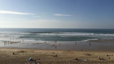 Surf report FR, Le Porge (33) du 2014-10-29 15:00:00