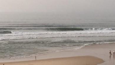Surf report FR, Le Porge (33) du 2014-10-30 15:32:00