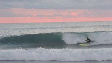 Surf report FR, Sausset-les-Pins - L'Hermitage (13) du 2014-11-16 17:20:00