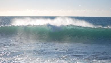 Surf report FR, L'Arquet (13) du 2014-01-05 09:00:00