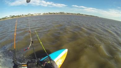 Wind report FR, Andernos - Le Betey (33) du 2014-01-17 14:00:00