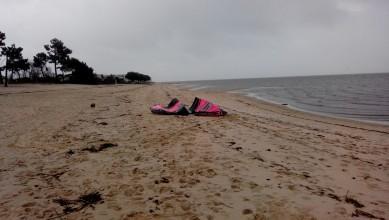 Wind report FR, Andernos - Le Betey (33) du 2014-01-24 11:00:00