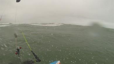 Wind report FR, La Lagune (33) du 2014-01-25 13:00:00