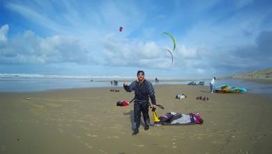 Wind report FR, Le Porge (33) du 2014-02-02 12:00:00
