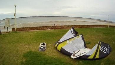 wind report FR, Arcachon - Les Arbousiers (33) du 2014-02-03 14:00:00