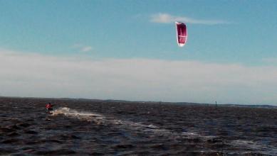 wind report FR, Andernos - Le Betey (33) du 2014-02-06 11:00:00