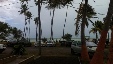 Wind report MQ, Pointe Faula (MQ) du 2014-02-06 10:00:00