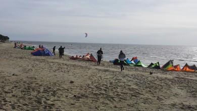 wind report FR, Andernos - Le Betey (33) du 2014-02-09 13:00:00