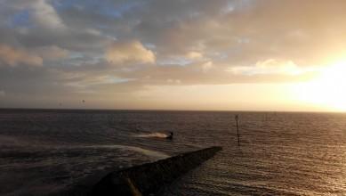 wind report FR, Andernos - Le Betey (33) du 2014-02-11 14:00:00