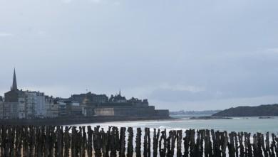 wave report FR, Saint-Malo - Plage Rochebonne (35) du 2014-02-25 13:00:00