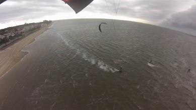 Wind report FR, Andernos - Le Betey (33) du 2014-02-25 12:00:00