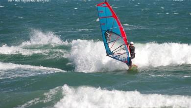 wind report FR, Saint-Cyprien - La Nord (66) du 2014-02-24 12:00:00